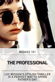 Poster: THE PROFESSIONAL