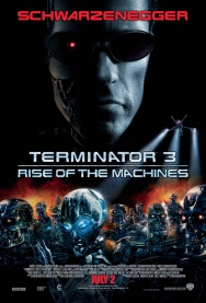 Benson Movie Interruption: TERMINATOR 3
