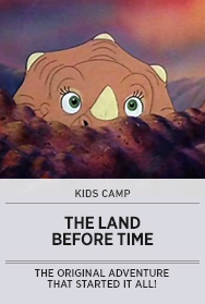 Poster: Land Before Time