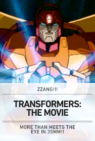 Poster: Transformers: The Movie