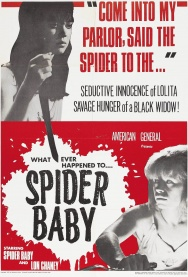 SPIDER BABY (new Academy print!)