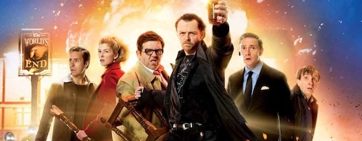 Win passes to THE WORLD'S END with Edgar Wright, Simon Pegg and Nick Frost in attendance!