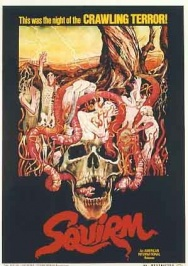 SQUIRM With Director Jeff Lieberman and Fangoria in 35mm!