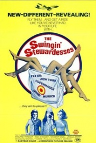 SWINGING NAKED STEWARDESSES
