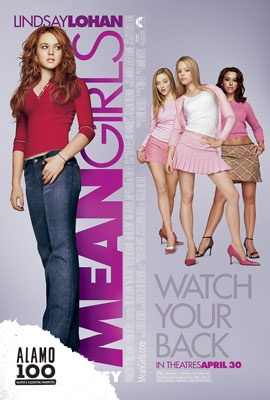 The Action Pack MEAN GIRLS Quote-Along
