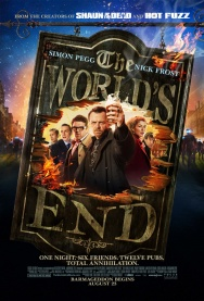 THE WORLD'S END Beer Dinner