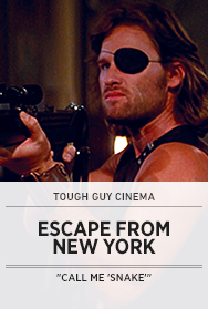 Poster: Escape From New York