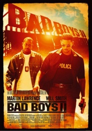 Benson Movie Interruption: BAD BOYS 2