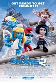 THE SMURFS 2 2D