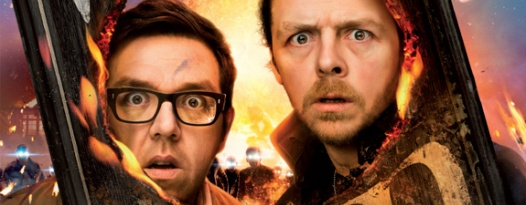 EDGAR WRIGHT'S BLOOD AND ICE CREAM TRILOGY: SHAUN OF THE DEAD, HOT FUZZ & THE WORLD'S END