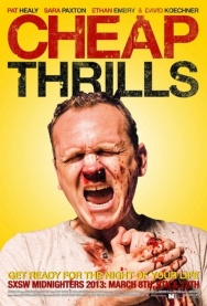 Drafthouse Films: CHEAP THRILLS Sneak Preview