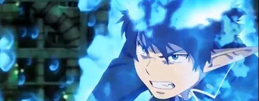 BLUE EXORCIST: THE MOVIE Brings the Flames to Littleton