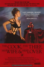 Film School: THE COOK, THE THIEF, HIS WIFE & HER LOVER