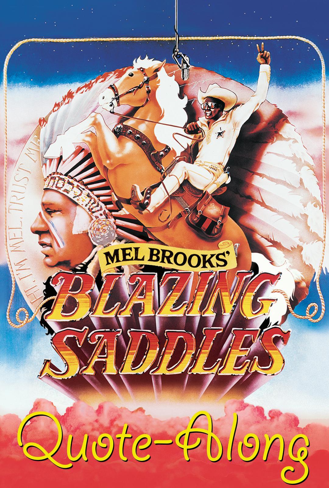 Mongo Blazing Saddles Shirt