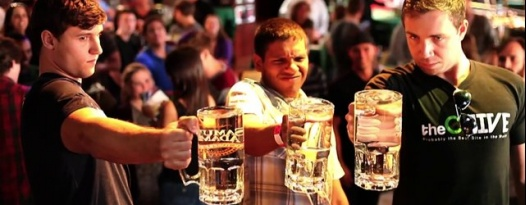 Do you have what it takes to be the national Stein Hoisting champion?
