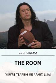 Poster: THE ROOM