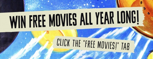 Win Free Movies All Year Long!