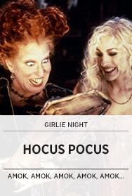 Poster: Hocus Pocusv- 2013