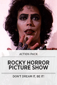 Poster: Rocky Horror Picture Show - 2013