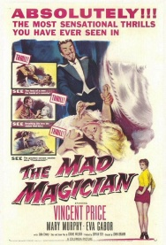 THE MAD MAGICIAN in 3D