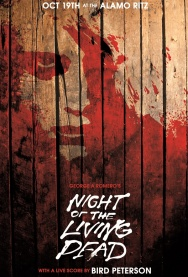 NIGHT OF THE LIVING DEAD (with live score by BIRD PETERSON)