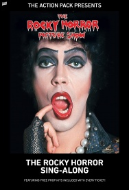 THE ROCKY HORROR PICTURE SHOW Sing-Along