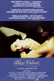 BLUE VELVET 25th Anniversary w/PBR