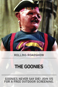 Poster: The Goonies RRS