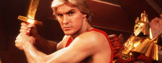 SAM JONES JOINS US FOR FLASH GORDON!