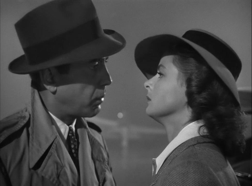 a movie review of casablanca a timeless classic starring humphrey bogart and ingrid bergman Spellbound (1945) spellbound (1945)  drama, classic movie - duration: 1:50:16 bjgtjme  (720p) humphrey bogart, ethel barrymore, kim hunter.