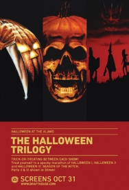 The Halloween Trilogy Triple Feature