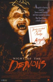 VHS: NIGHT OF THE DEMONS