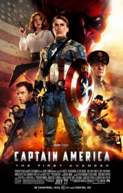 Avenge the Alamo: CAPTAIN AMERICA: THE FIRST AVENGER