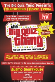 The Big Quiz Thing: Multimedia Movie Trivia