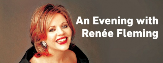 An (Early) Evening with Renee Fleming