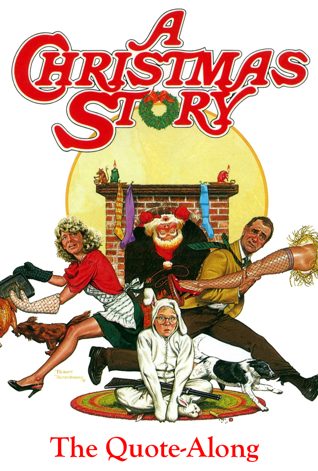 christmas story funny quotes quotesgram