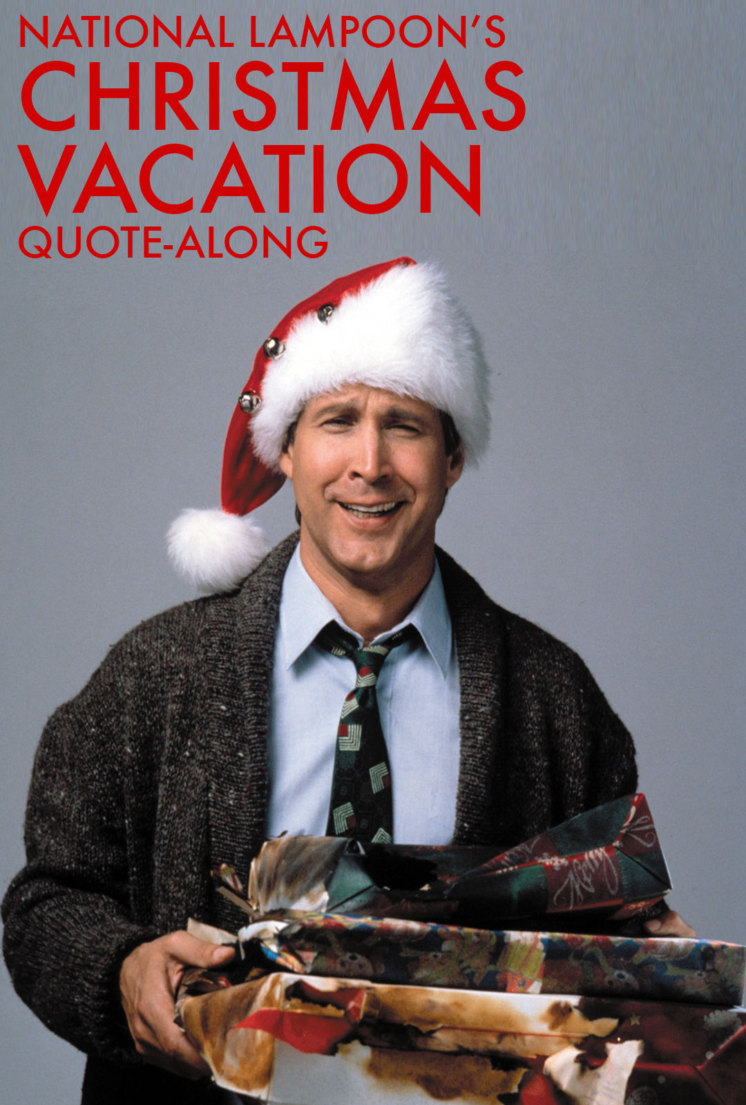christmas vacation quote eggnog