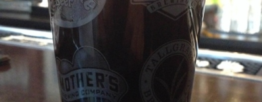Get a FREE pint glass when you come to THE KC BREW-OFF!