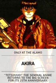 Poster: AKIRA version 2