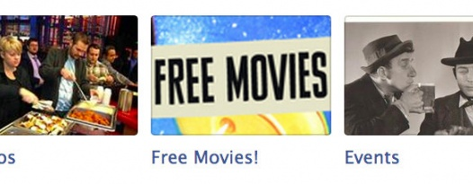 Free flicks, anyone?