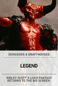 Poster: Legend - D&D