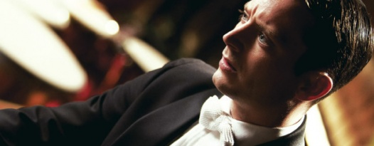 Houston! See Elijah Wood in the Hitchcock-inspired thriller GRAND PIANO