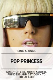 TEENAGE DREAMS: THE POP PRINCESS Sing-Along