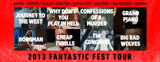 The Fantastic Fest Tour Is Happening RIGHT NOW