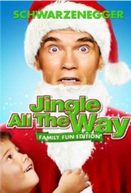 Hecklevision: JINGLE ALL THE WAY