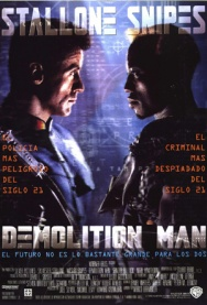 Mile High Sci-Fi Vs. DEMOLITION MAN