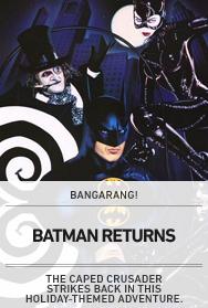 Poster: Batman Returns Bangarang