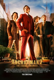 ANCHORMAN 2: THE LEGEND CONTINUES Beer Dinner