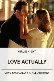Poster: Love Actually - 2013