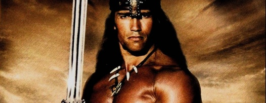 CONAN THE BARBARIAN GETS THE INTERRUPTION TREATMENT